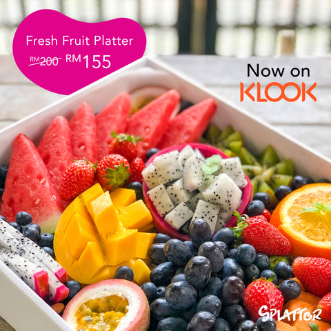 Fresh Fruit Platter KL Promotion KLOOK