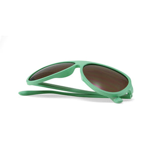 Seafoam Green / Amber Original Folded