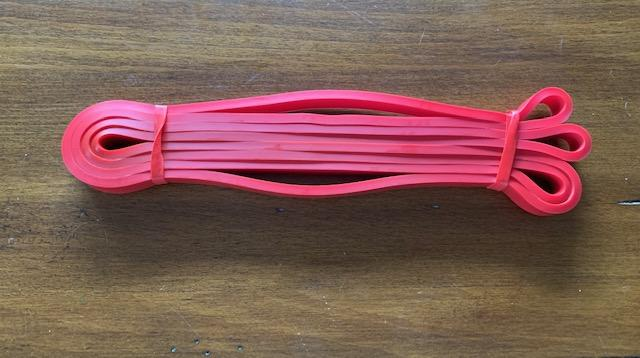 PULL-APART RESISTANCE BAND