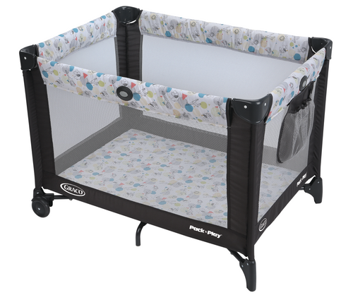 baby pack n play for rental