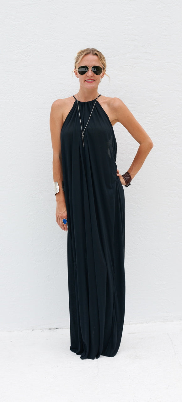 Eternal Eclipse Maxi Dress - Blue Lawn Boutique