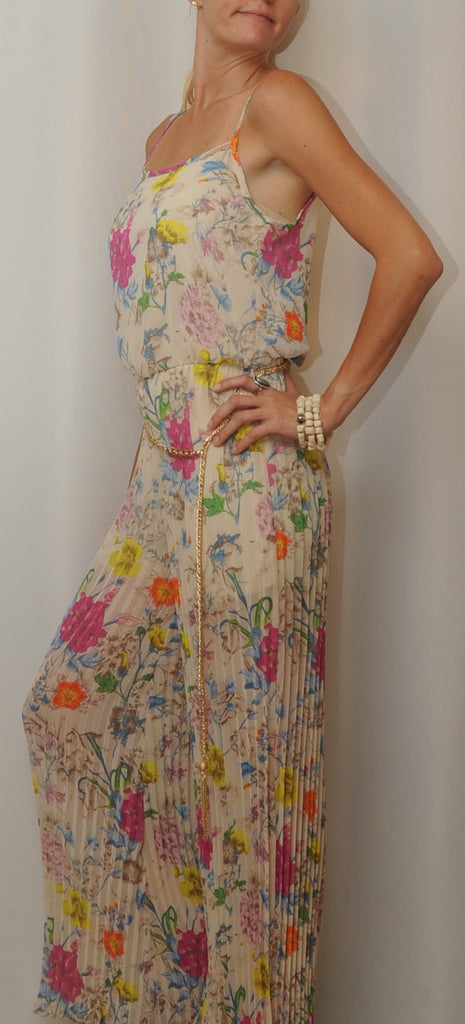 Fairchild Botanical Garden Jumpsuit - Blue Lawn Boutique