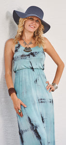 California Coast Maxi Dress - Blue Lawn Boutique