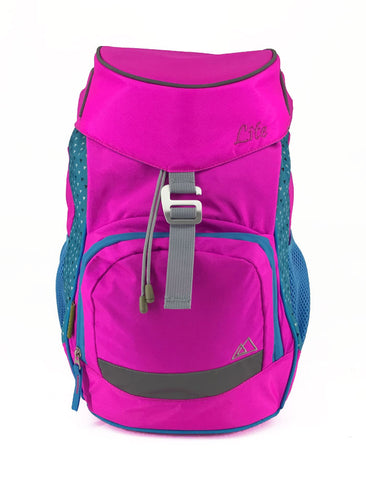 Bromin Lite Pink School Bag