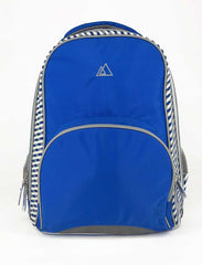 Bromin Tech Blue School Bag