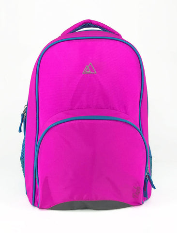 Bromin Tech Pink School Bag