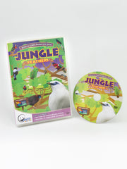 Animal Encyclopedic DVD: Jungle Feathers (English)
