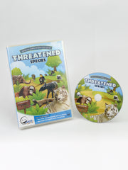 Animal Encyclopedic DVD: Threatened Species (English)