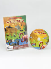 Animal Encyclopedic DVD: Wetland Wings (English)