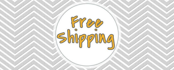Free shipping! Click to find out more!