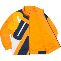 Supreme Big Letter Track Jacket
