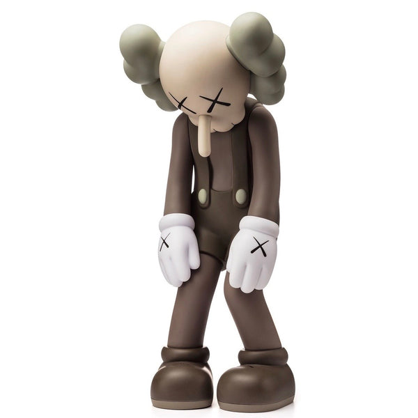 Kaws 'Small Lie' - Brown