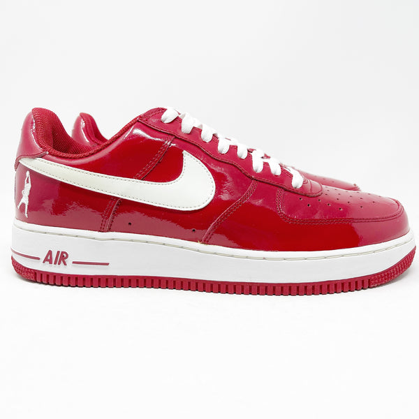 Nike Air Force 1 Low Sheed 'Varsity Red'