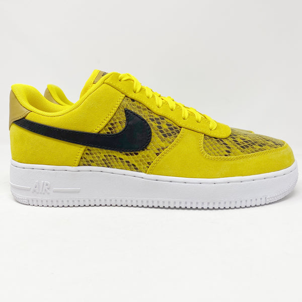 Nike Air Force 1 Low - Sample (Yellow/Snakeskin)