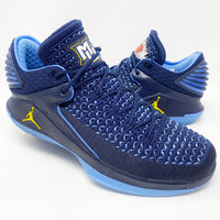 Jordan XXXII (32) Low PE - Marquette Away