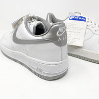 2001 Air Force 1 B Low Sample - White/Silver