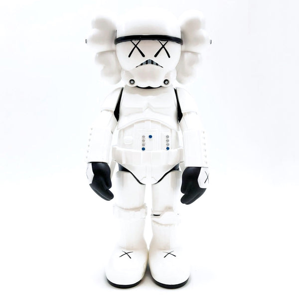KAWS Star Wars Stormtrooper Mini