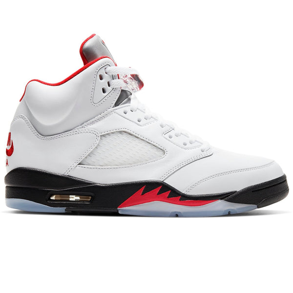 Jordan V (5) Retro - Fire Red 2020