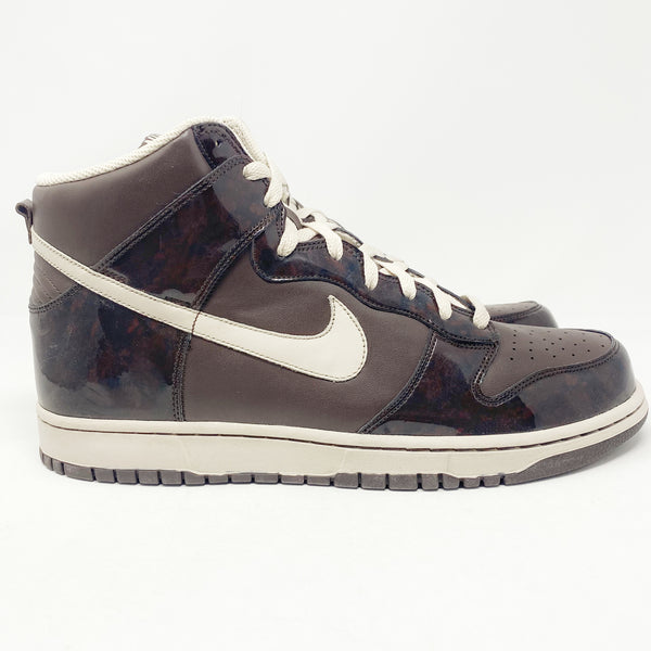 Nike Dunk High Premium 'Woodgrain'