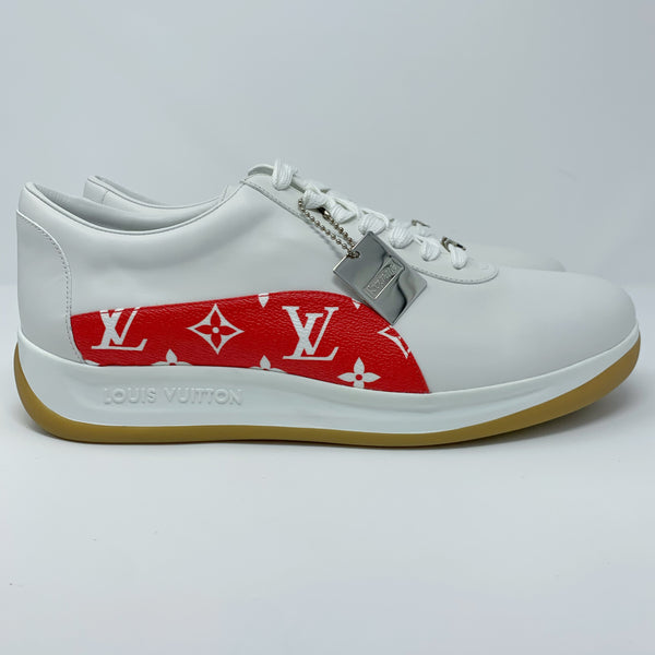 Louis Vuitton x Supreme Sport Monogram Sneakers