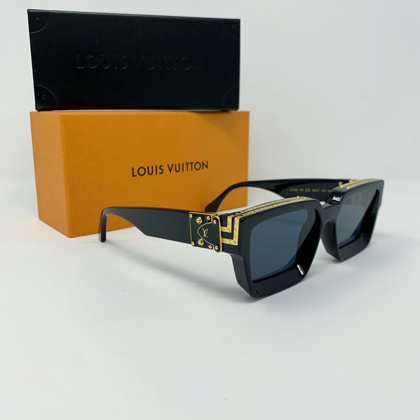 Louis Vuitton 1.1 Millionaires Sunglasses Z1165W Black