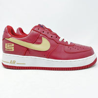 2003 Nike Air Force 1 - LeBron [Cavs]
