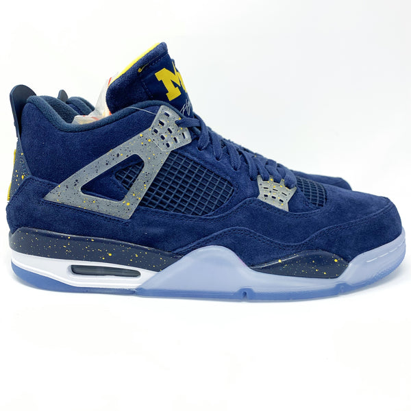 Jordan IV (4) PE - Michigan