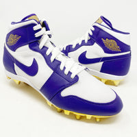 Jordan I (1) PE (Away) - Earl Thomas - Baltimore Ravens