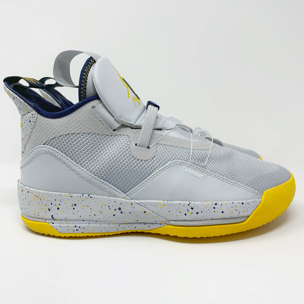 Jordan XXXIII (33) PE - Michigan