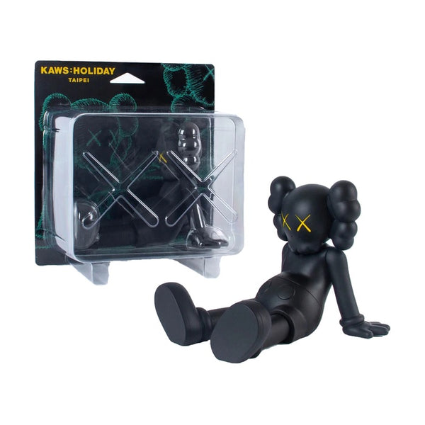 KAWS Holiday Taipei - Black