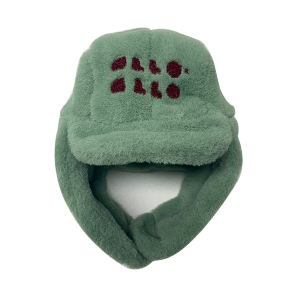 Allo Allo Fur Earflap Cap by Jelly Mallow - Petite Belle