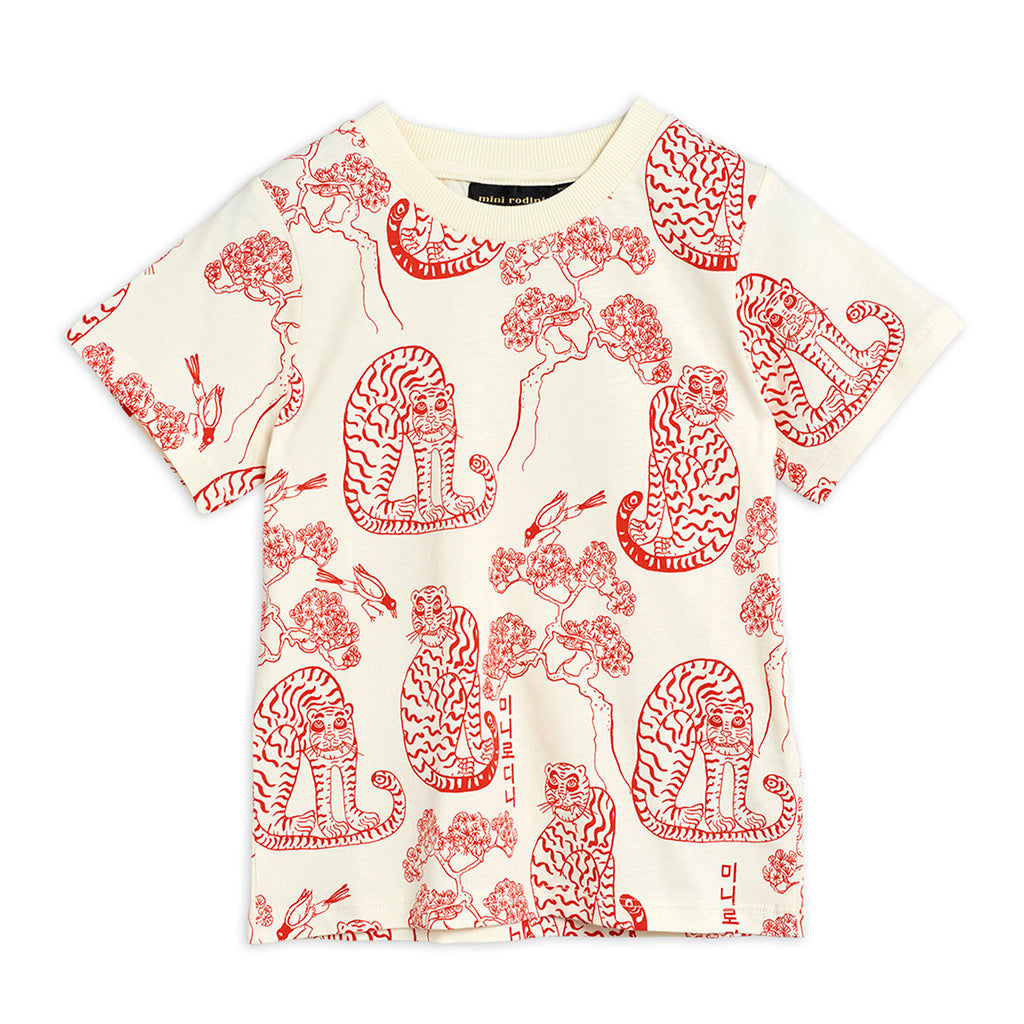 Tiger Tee by Mini Rodini - Petite Belle
