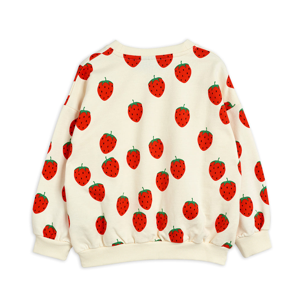 Strawberry Sweatshirt by Mini Rodini - Petite Belle