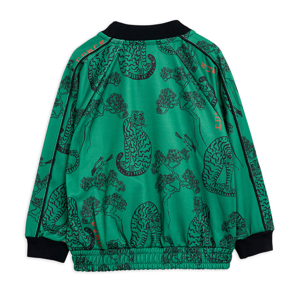 Green Tiger WCT Jacket by Mini Rodini - Petite Belle