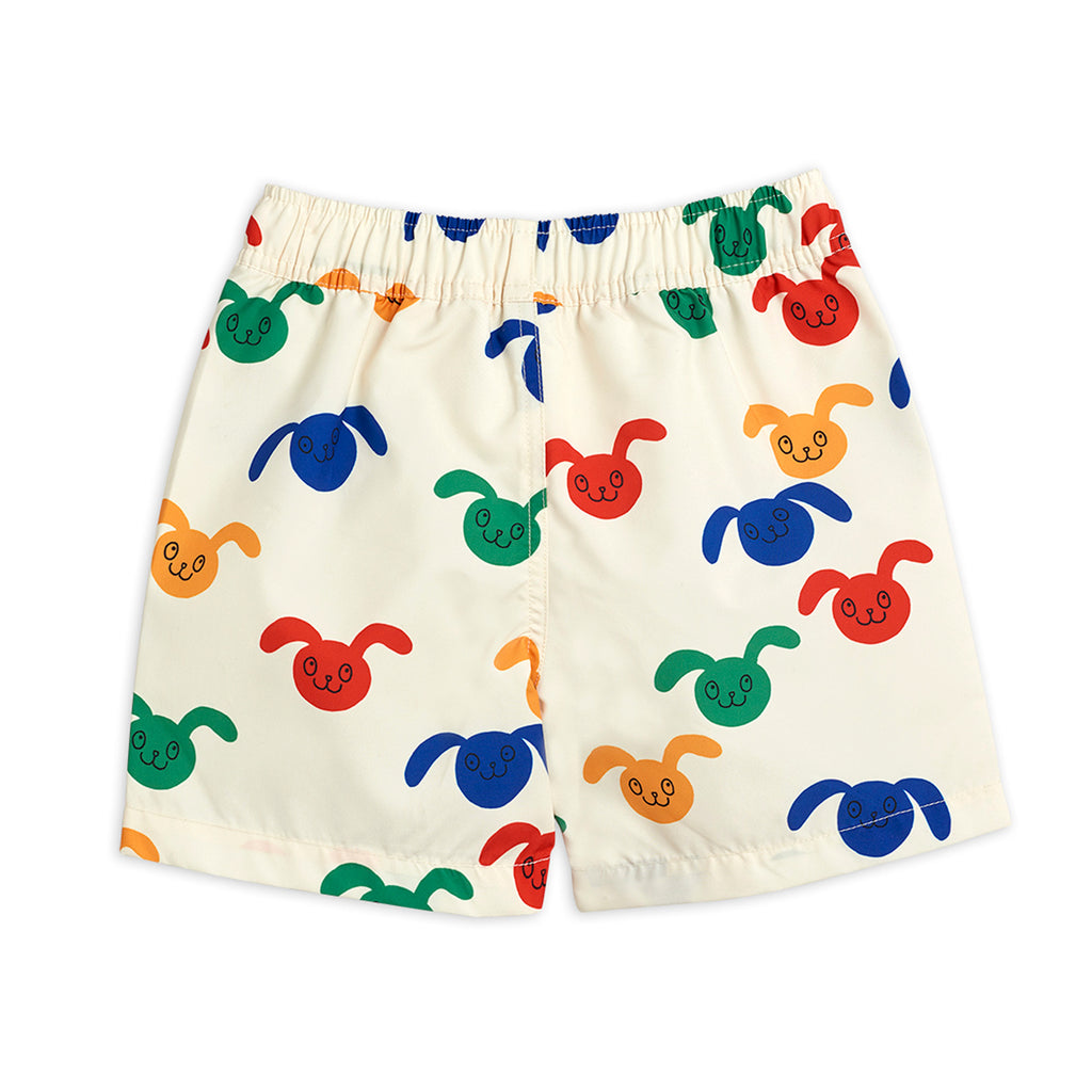 Rabbit Swim Shorts by Mini Rodini - Petite Belle