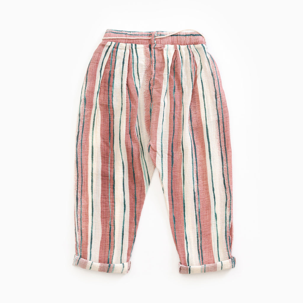 Printed Woven Trousers - Petite Belle