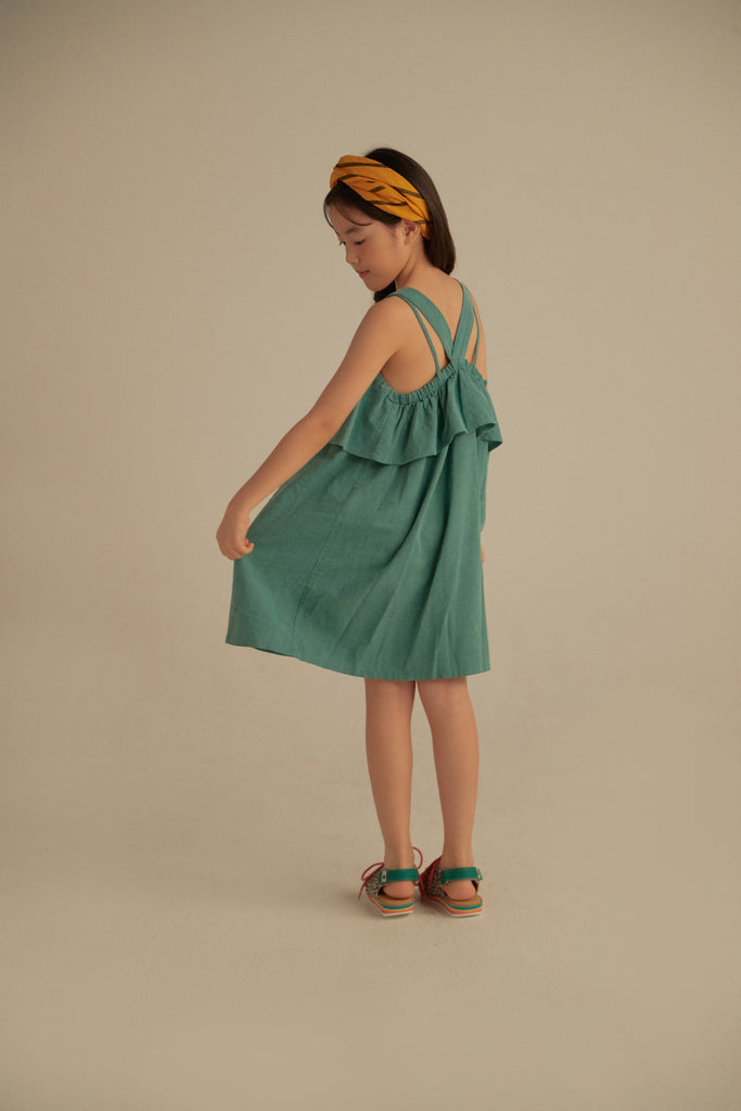 Picnic Summer Dress - Petite Belle
