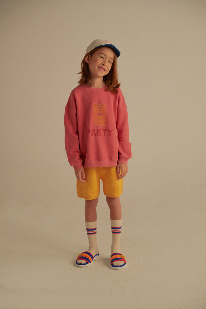 Party Sweatshirt - Petite Belle