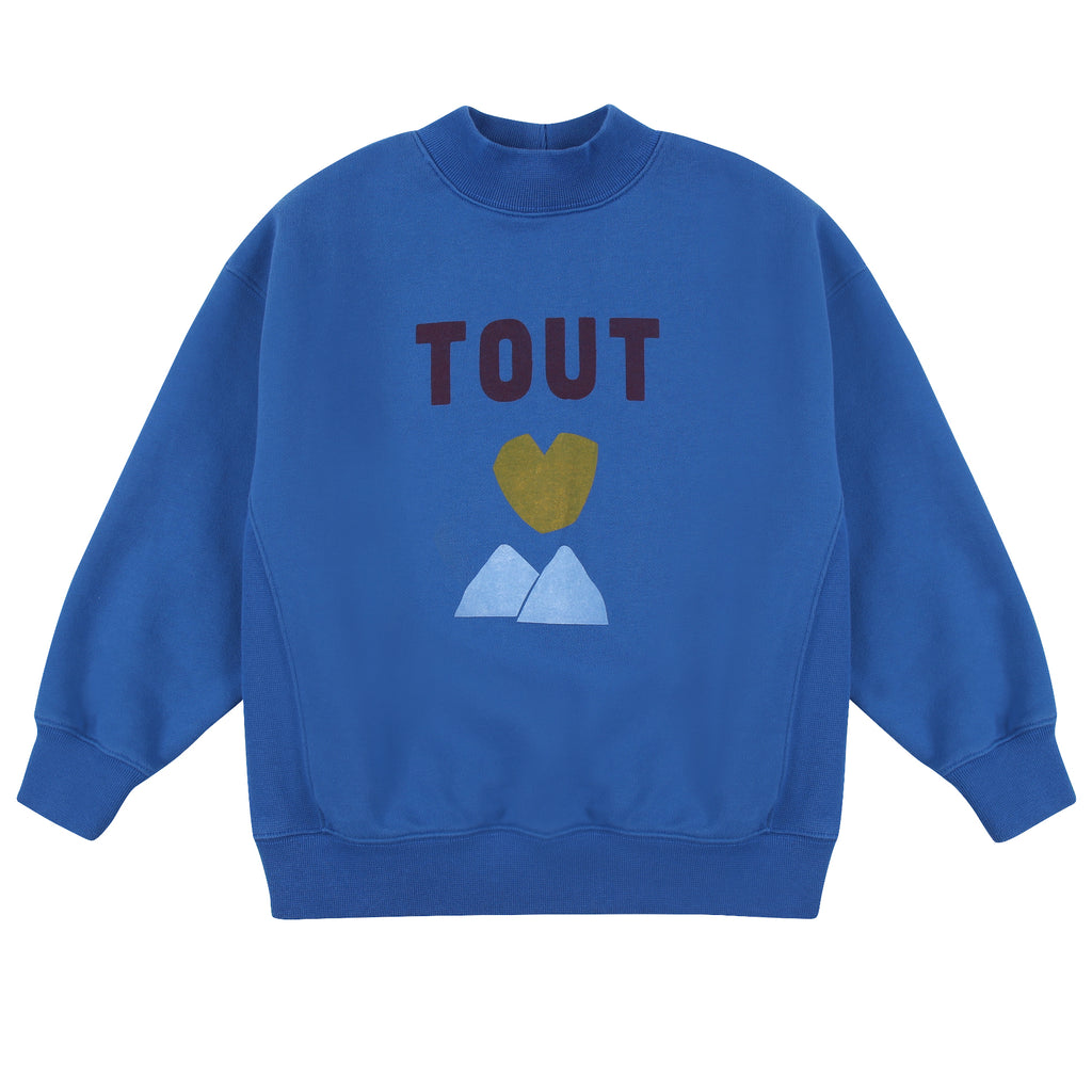 Tout Turtleneck Sweatshirt by Jelly Mallow - Petite Belle