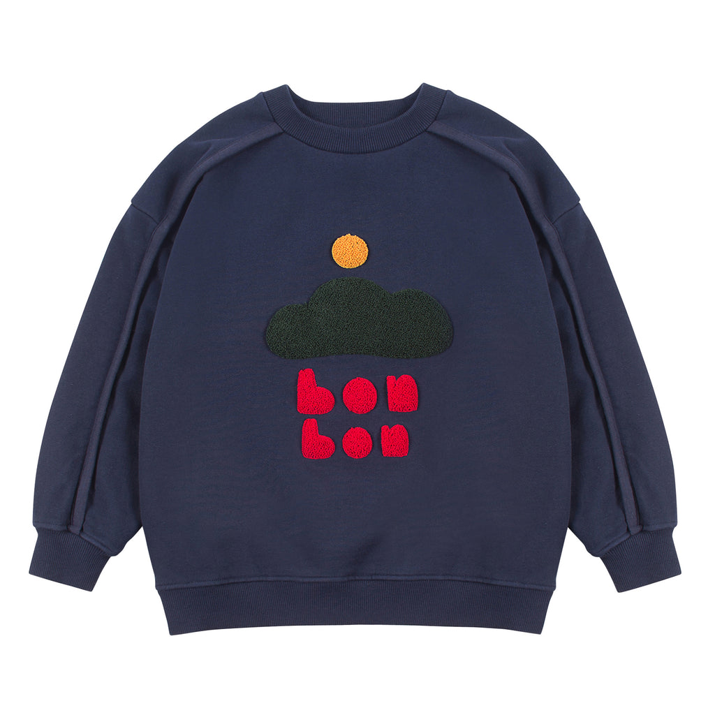 Bonbon Sweatshirt by Jelly Mallow - Petite Belle
