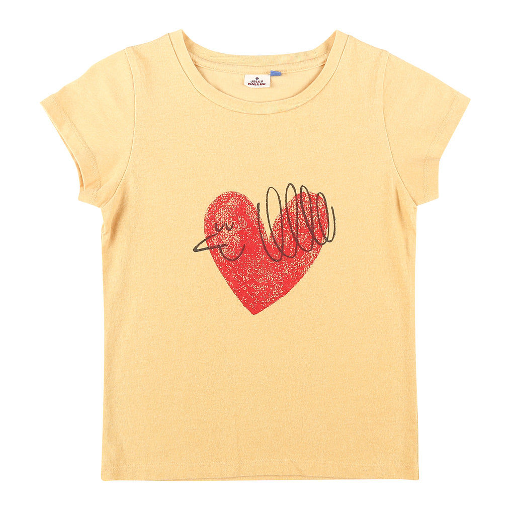Heart Bird T-Shirt - Petite Belle