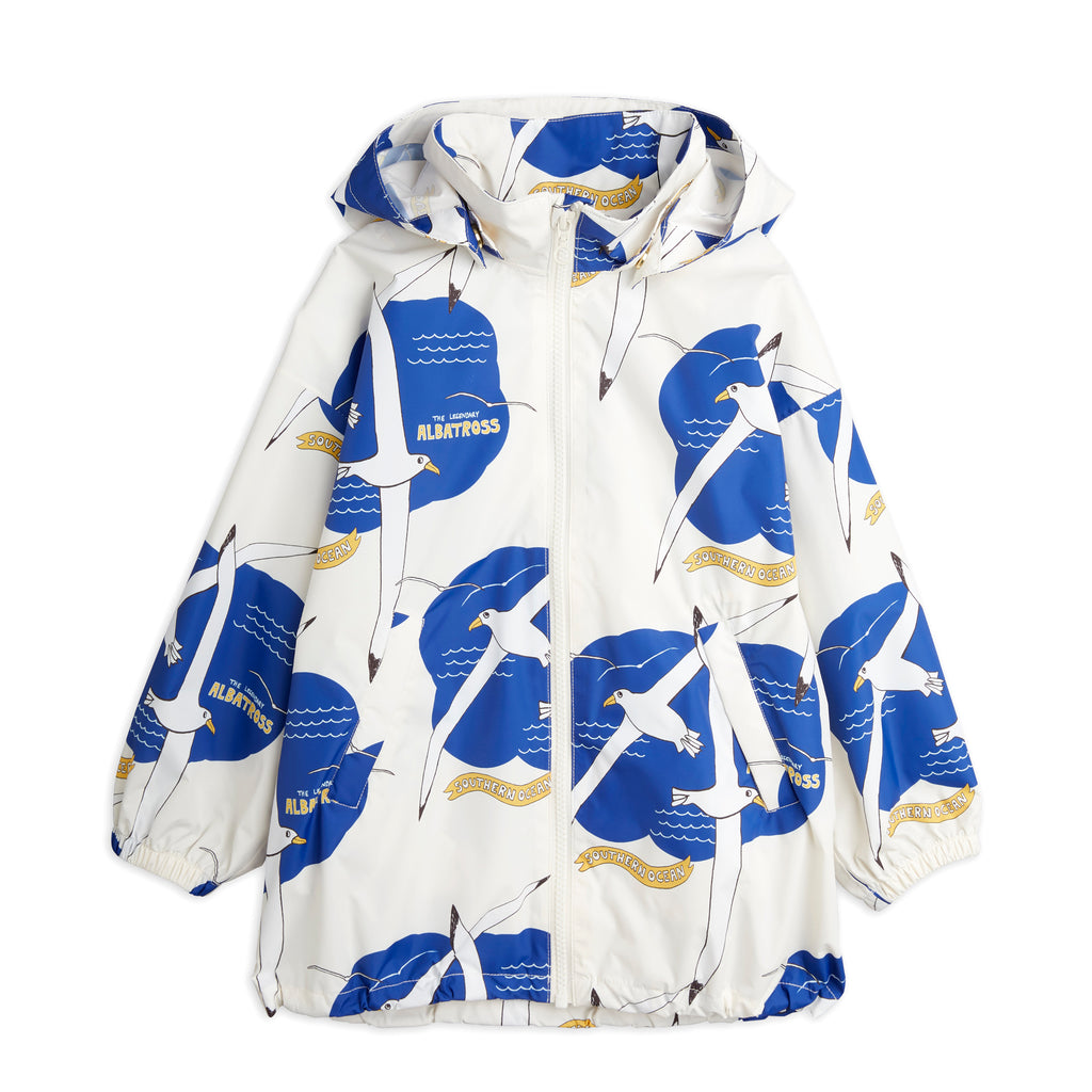 Albatross Windbreaker by Mini Rodini - Petite Belle