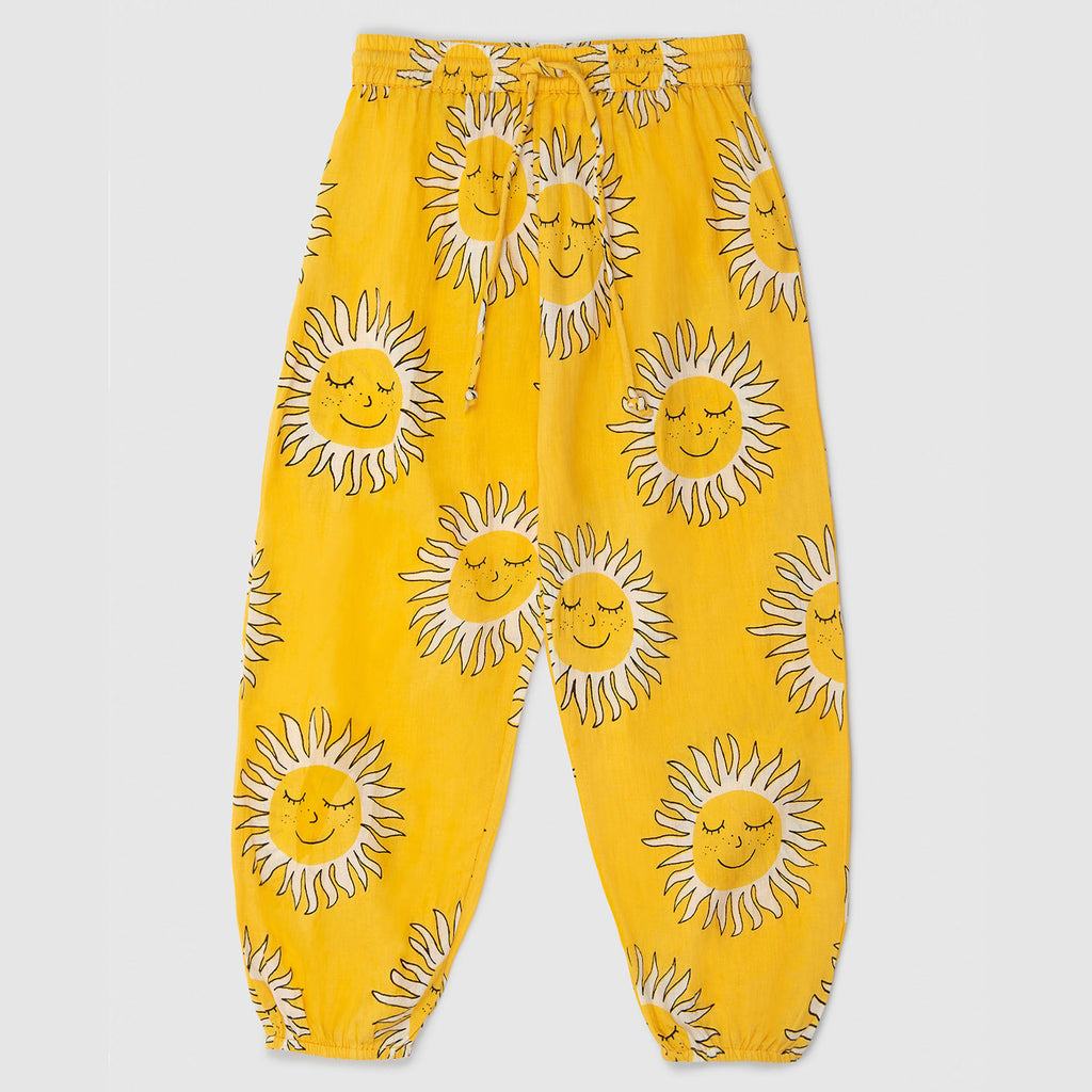 Deep Soul Yellow Pants - Petite Belle