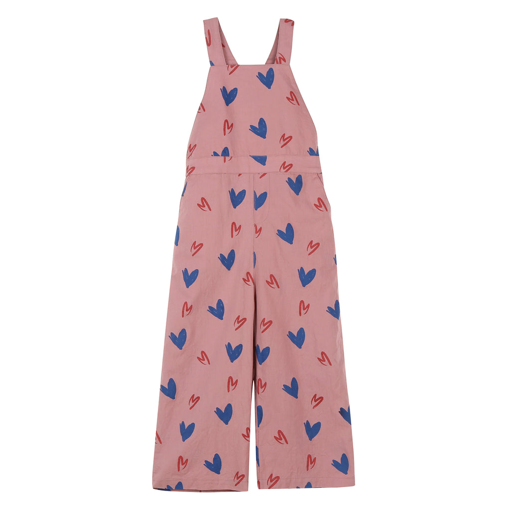Heart Overall by Jelly Mallow - Petite Belle