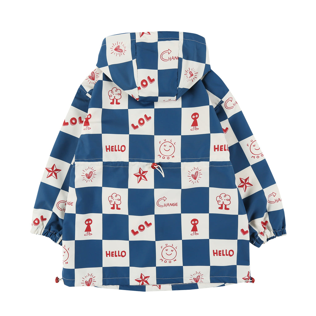 Square Anorak by Jelly Mallow - Petite Belle