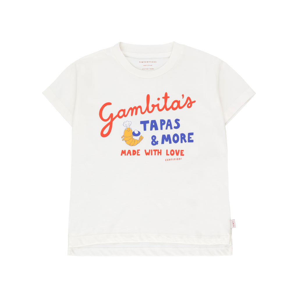 Gambita's Graphic Tee by Tinycottons - Petite Belle