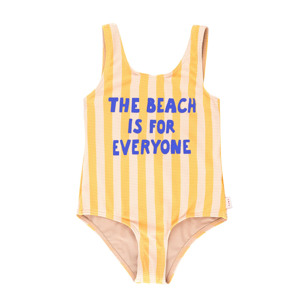 The Beach is For Everyone Swimsuit by Tinycottons - Petite Belle