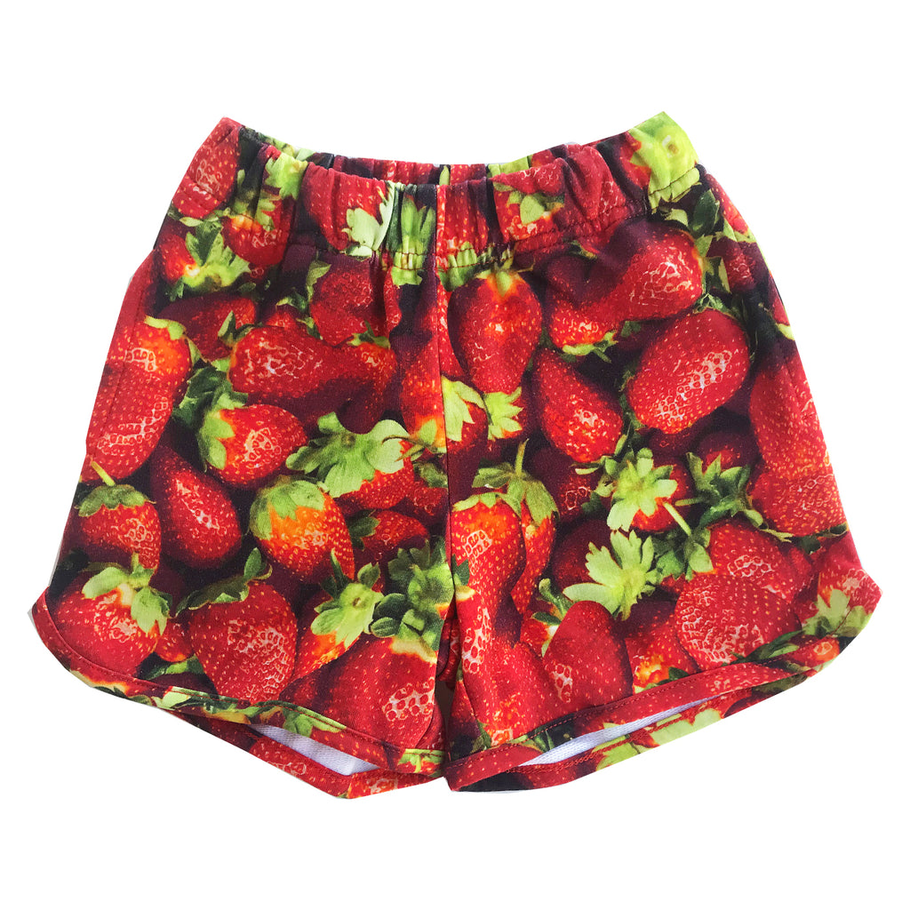 Strawberry Shorts - Petite Belle