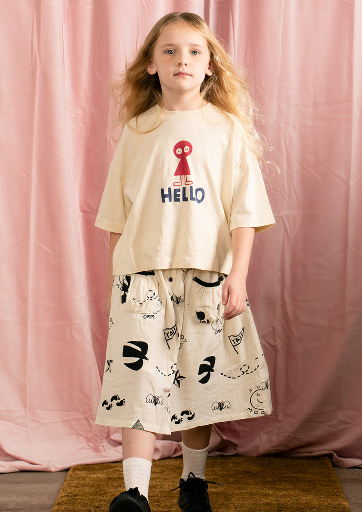 Hello Doll Tee by Jelly Mallow - Petite Belle