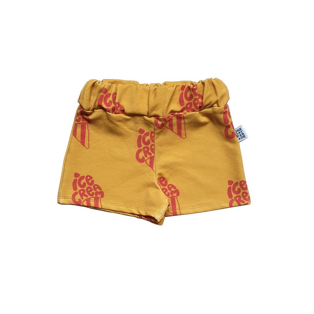 Ice Cream AOP Shorts - Petite Belle